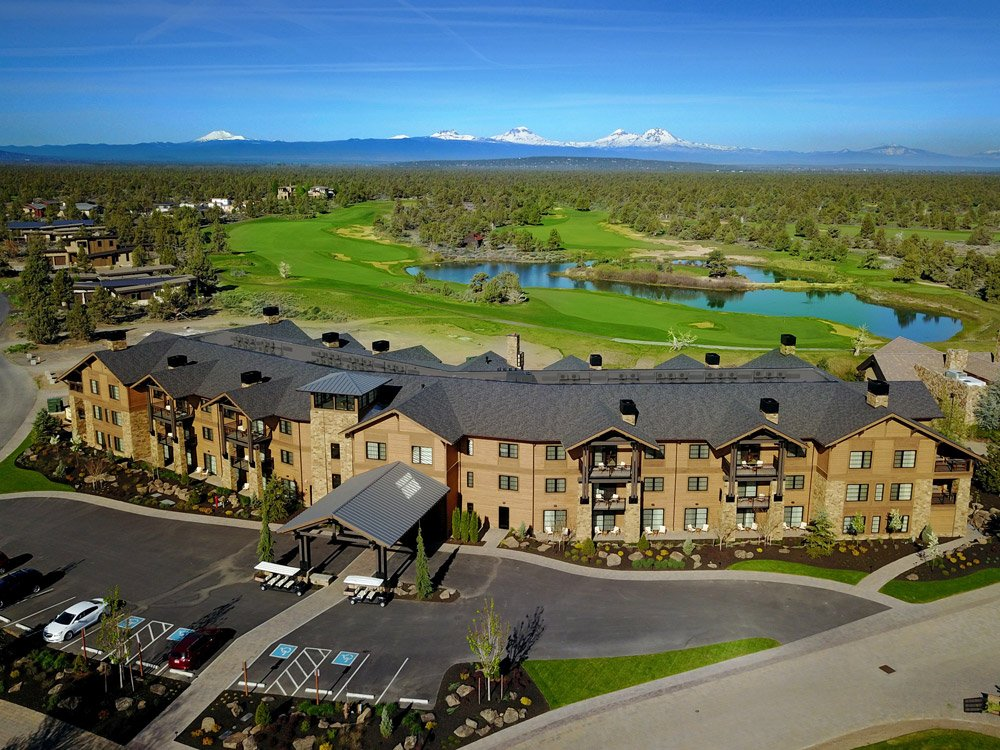 Huntington Lodge at Pronghorn Resort Bend, Oregon