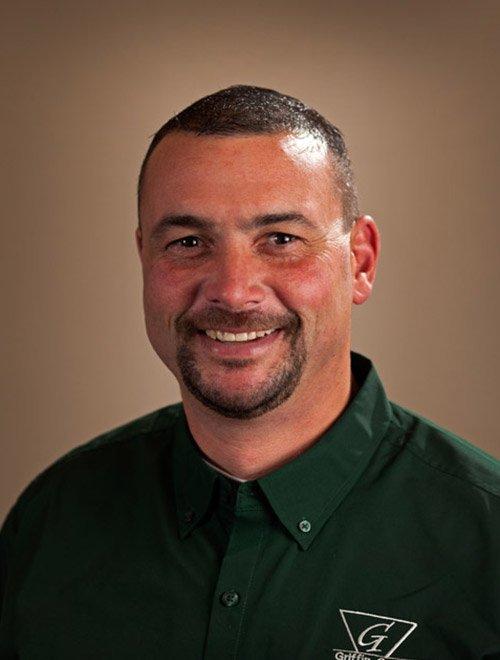 Matt Brunson, Griffin Construction Superintendent
