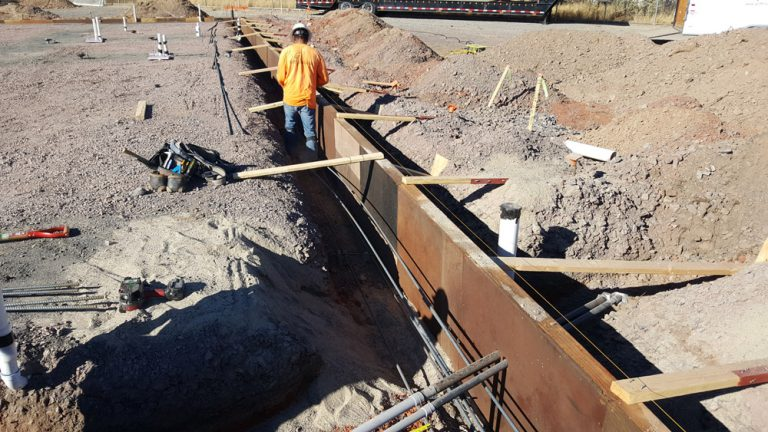 Work by Griffin Construction; commercial general contractors Bend, Oregon