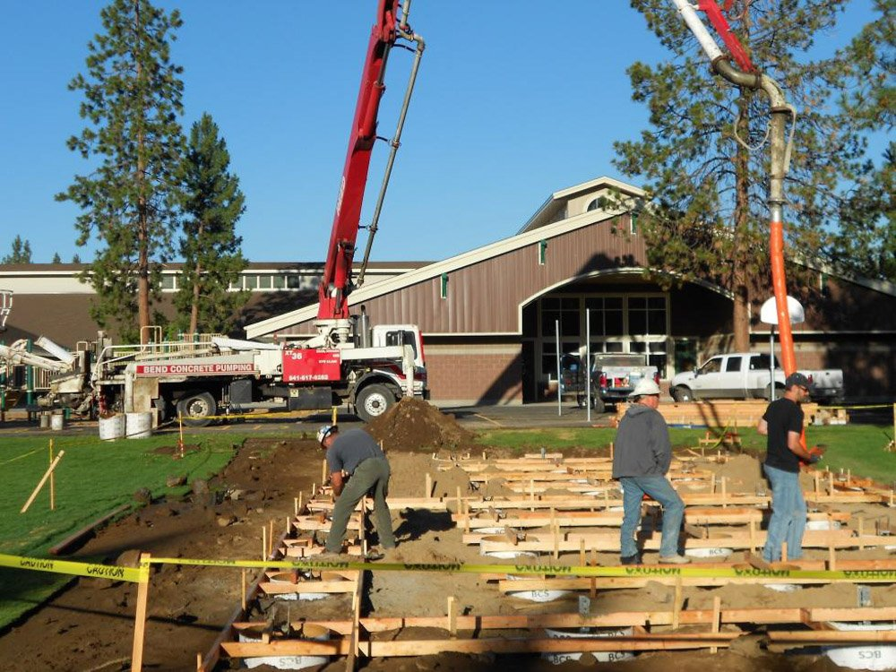 General contracting company in Oregon
