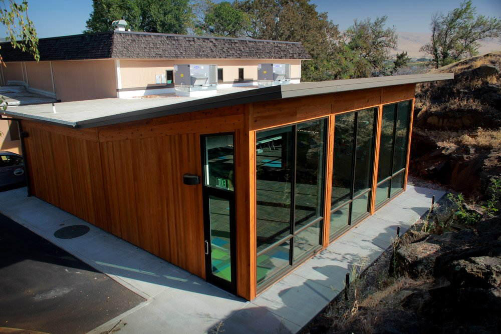 The Dalles Wasco County Children's Library built by Griffin Construction