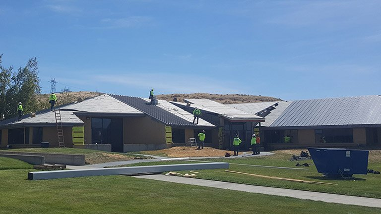 The Dalles Veterans Homes built by Griffin Construction