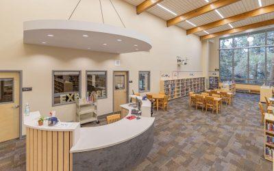 Project Spotlight: Pilot Butte Middle School Renovation